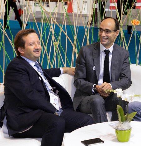 Xavier Thoumieux et Thierry Gisserot