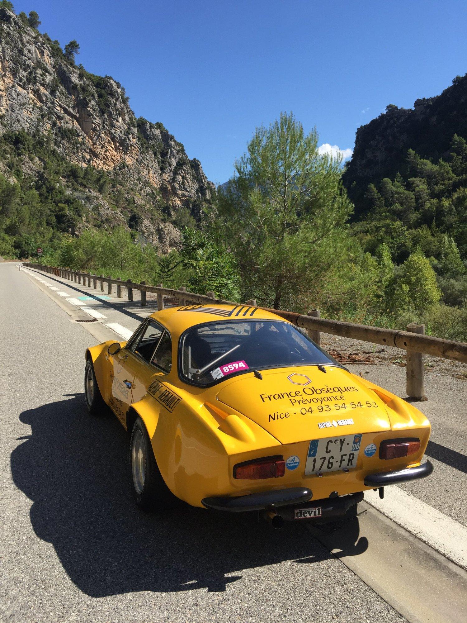 Patrick ROBAUT Tour de France 2020 Alpine Nice 2020