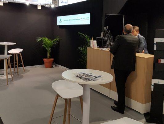 Salon des Maires la Société des Crématoriums de France