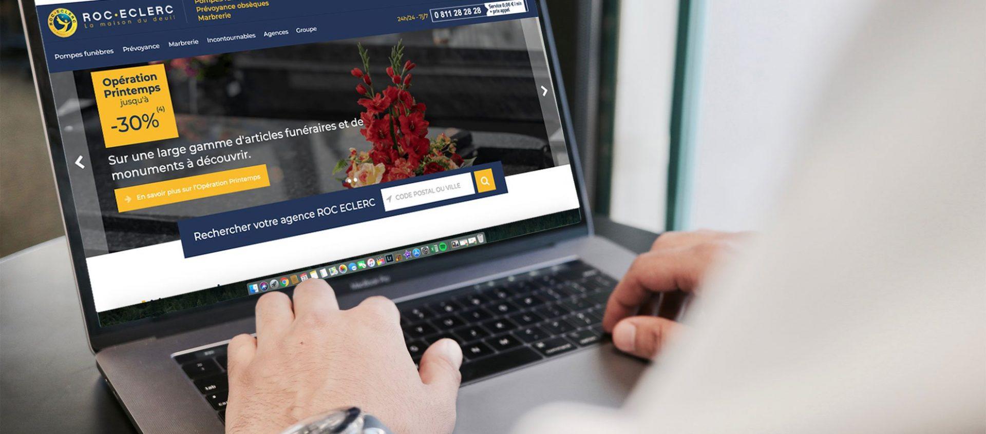 ROC ECLERC web site internet