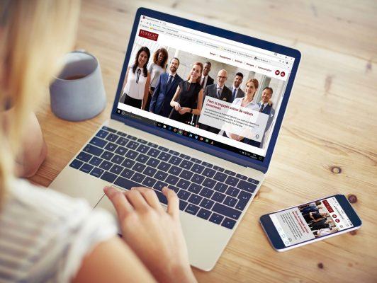 nouveau site FUNECAP GROUPE