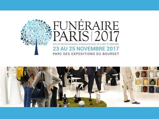 Forte présence de FUNECAP GROUPE au Salon Funéraire Paris 2017