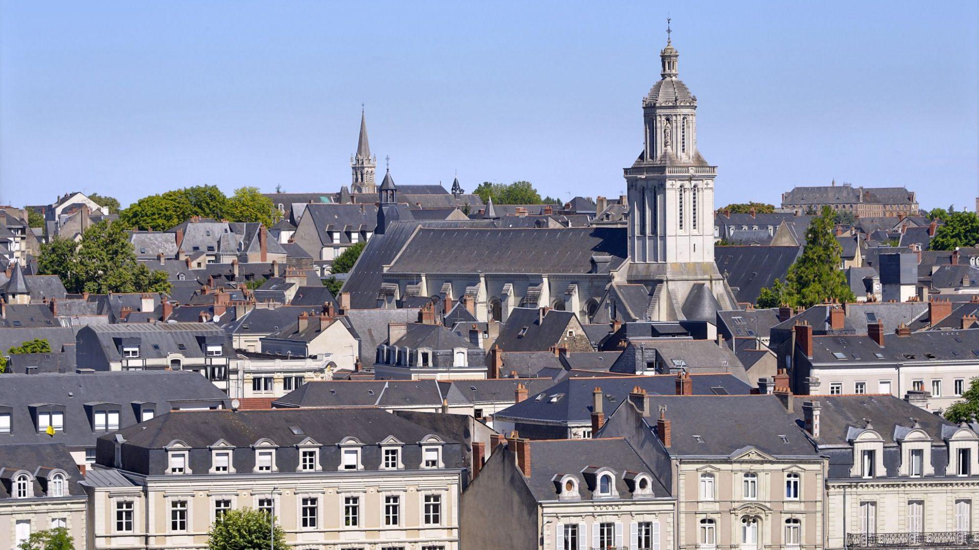 FUNECAP GROUPE La Société des Crématoriums de France Photo paysage anjou