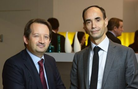 Portrait de Xavier THOUMIEUX et Thierry GISSEROT