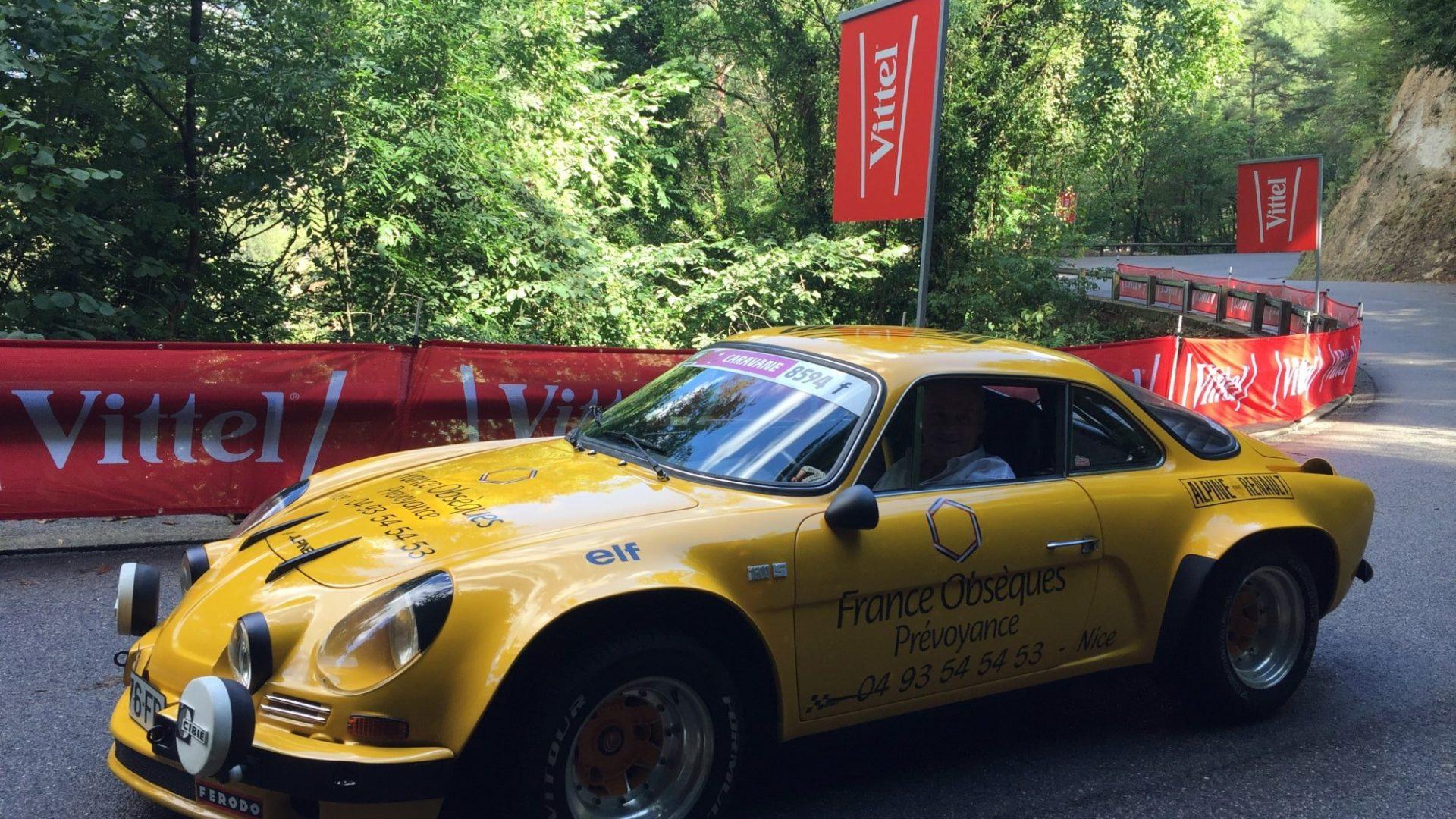 Patrick ROBAUT Tour de France 2020 Alpine