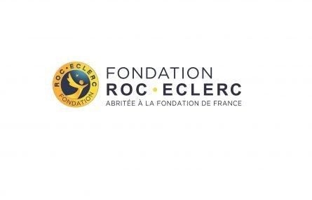 Photo du logo de la Fondation ROC ECLERC
